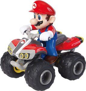 Mario Kart racewagen