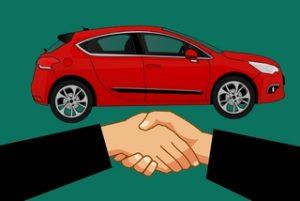 koopovereenkomst auto maken