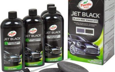 Beste Wax voor zwarte auto