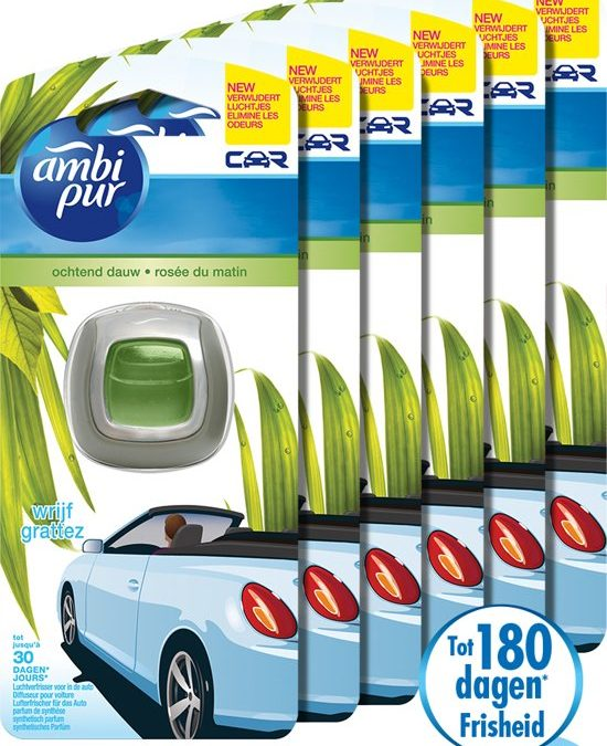 Beste Luchtverfrisser auto