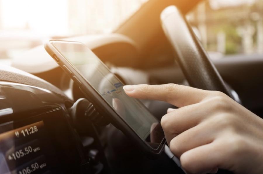 Navigeren met de smartphone