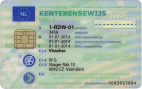RDW kentekenbewijs aanvragen