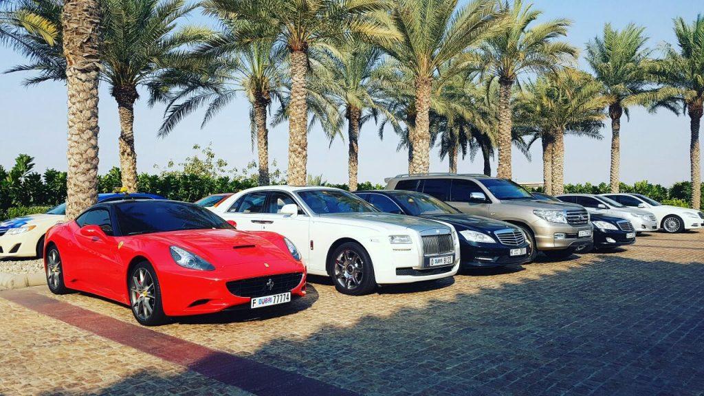 auto kopen uit dubai